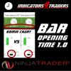 Bar Opening Time 1.0 Ninjatrader 8