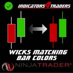Wicks Matching Bar Colors