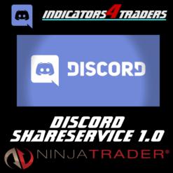 Discord ShareService for Ninjatrader 8