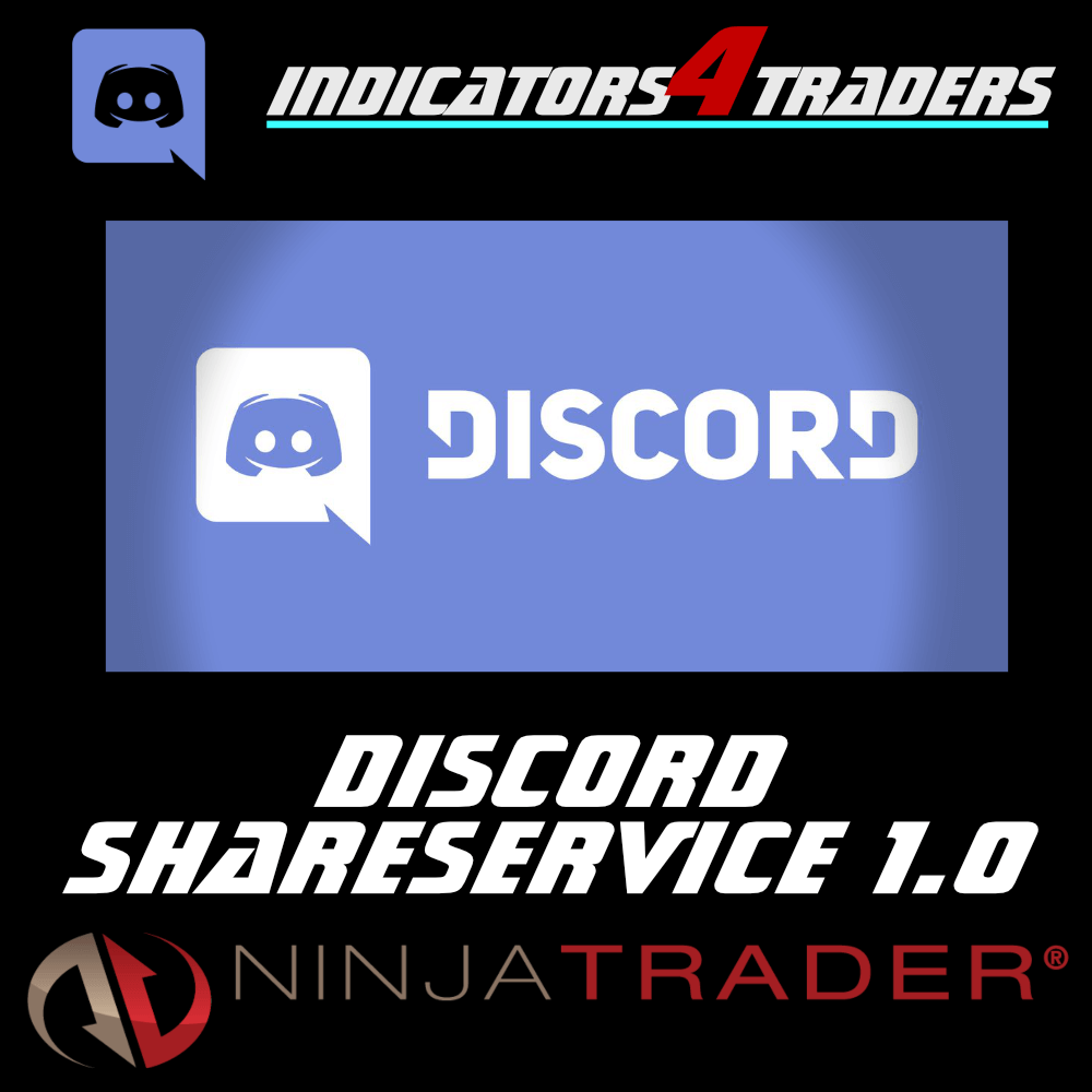 Discord ShareService for Ninjatrader 8